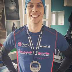 Race Report: Admiral City of Newport Half Marathon
